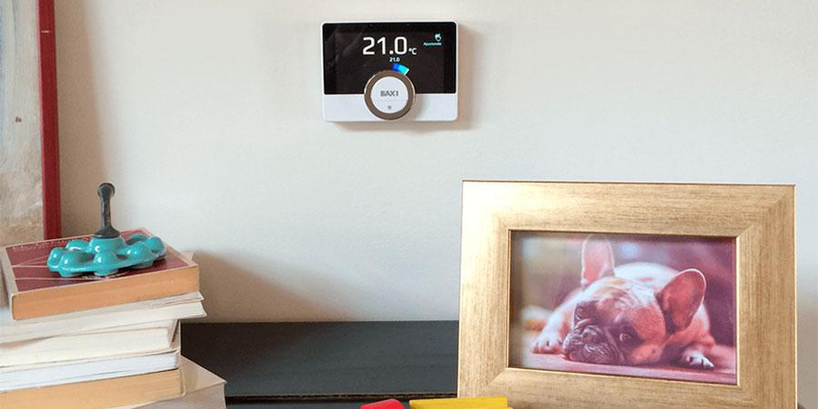 ventajas de los termostatos ambiente
